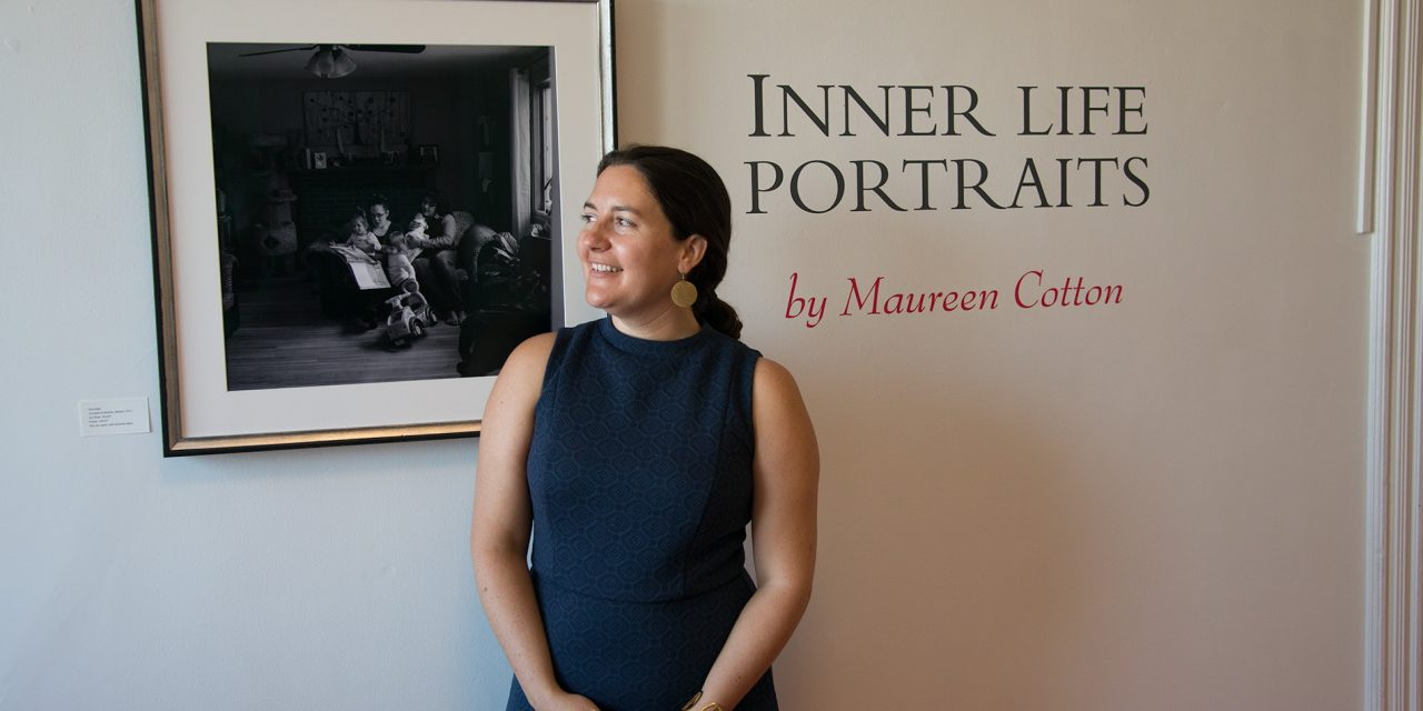 Reflection after Inner Life Portraits gallery launch