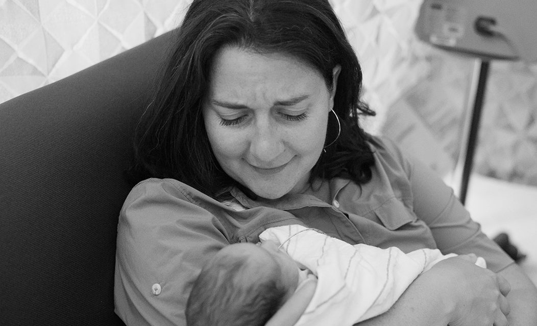 Our Son's Story, Maternity and Newborn Photos in the Hospital
